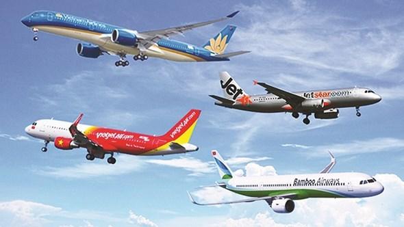 Việc điều chỉnh tăng giá trần vé máy bay phải được xem xét thận trọng