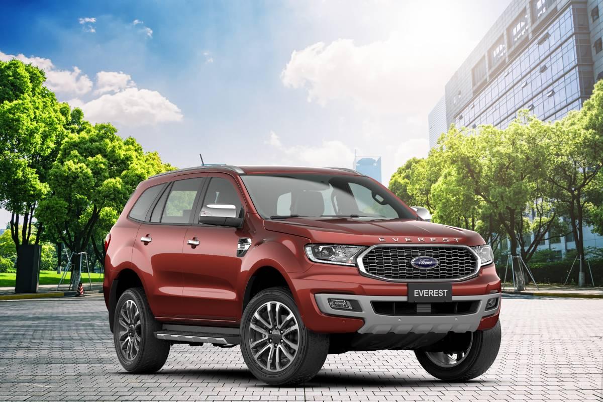 """5 tính năng của Ford Everest giúp các bà mẹ """"siêu nhân"""" tập trung chăm lo cho những điều quan trọng"""