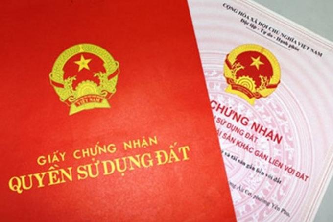 Bộ Tài nguyên - Môi trường đề nghị sổ đỏ nên có tên cả vợ lẫn chồng