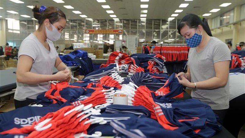 Lần đầu tiên, chỉ số sản xuất công nghiệp giảm mạnh