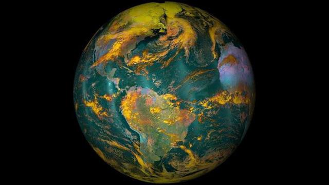 Gần 20% diện tích đất trên Trái đất biến đổi trong 60 năm