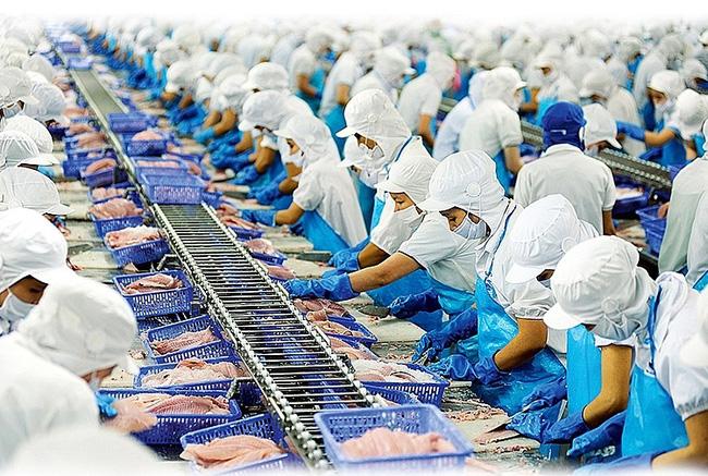 Việt Nam - Singapore hợp tác để phát triển xuất khẩu sang Anh và EU