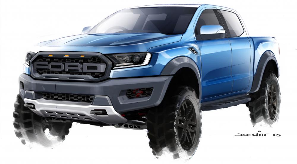 Ford ứng dụng công nghệ để cải tiến thử nghiệm trên Ranger Và Everest