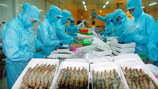 Xuất khẩu nông, lâm, thủy sản tăng gần 20% trong quý I