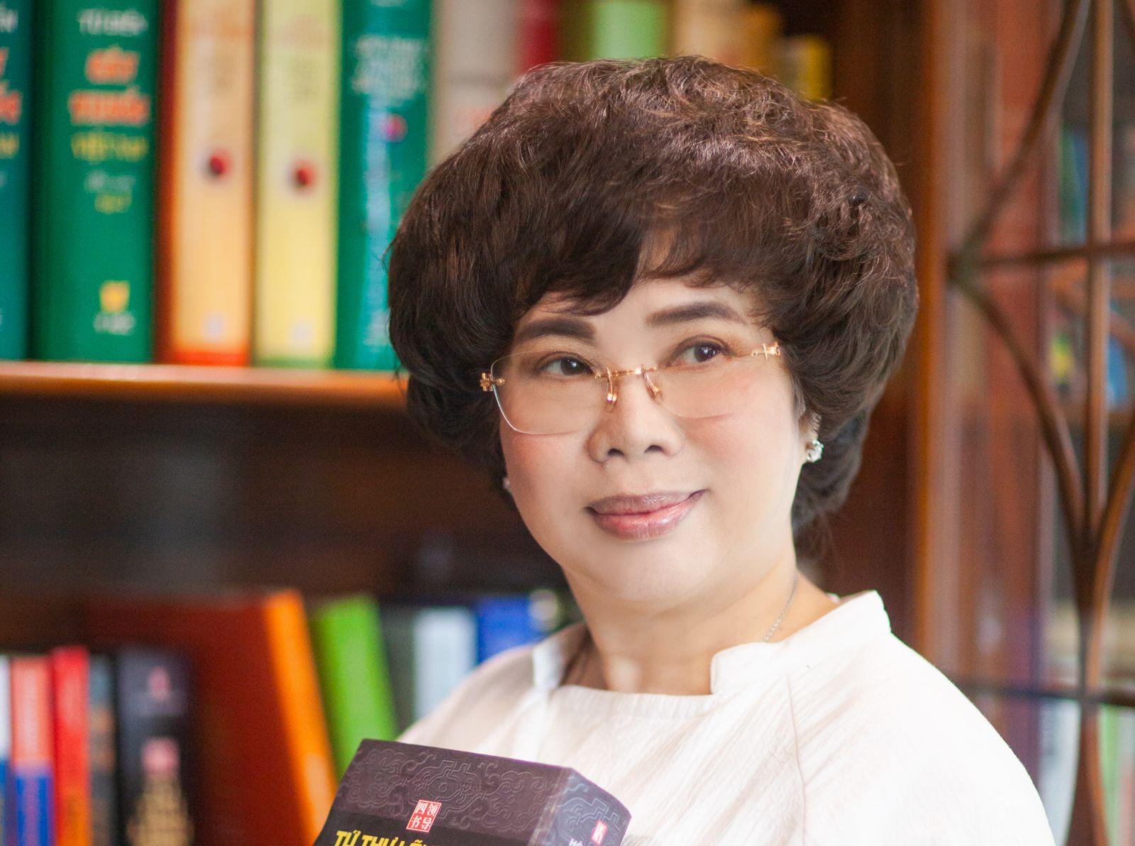 """Doanh nhân Thái Hương - Nhà sáng lập Tập đoàn TH: Nỗ lực lấp đầy """"lỗ hổng"""" quản lý chất lượng sữa"""