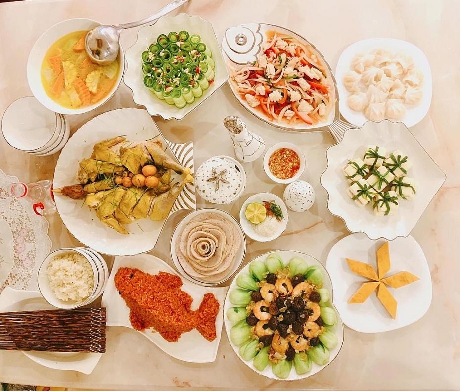 Gợi ý những món ăn tất niên tại nhà nhanh, gọn