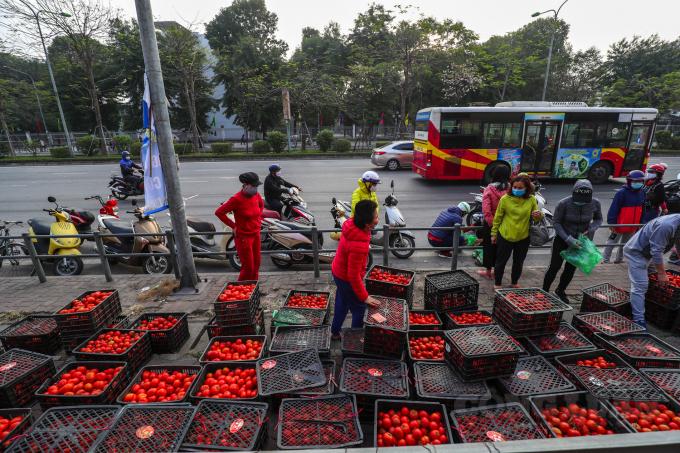 Bộ Công Thương: Kết nối doanh nghiệp phân phối trong việc lưu thông, tiêu thụ nông sản vùng có dịch