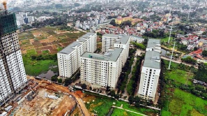 Năm 2021, Hà Nội tập trung phát triển các dự án nhà ở xã hội