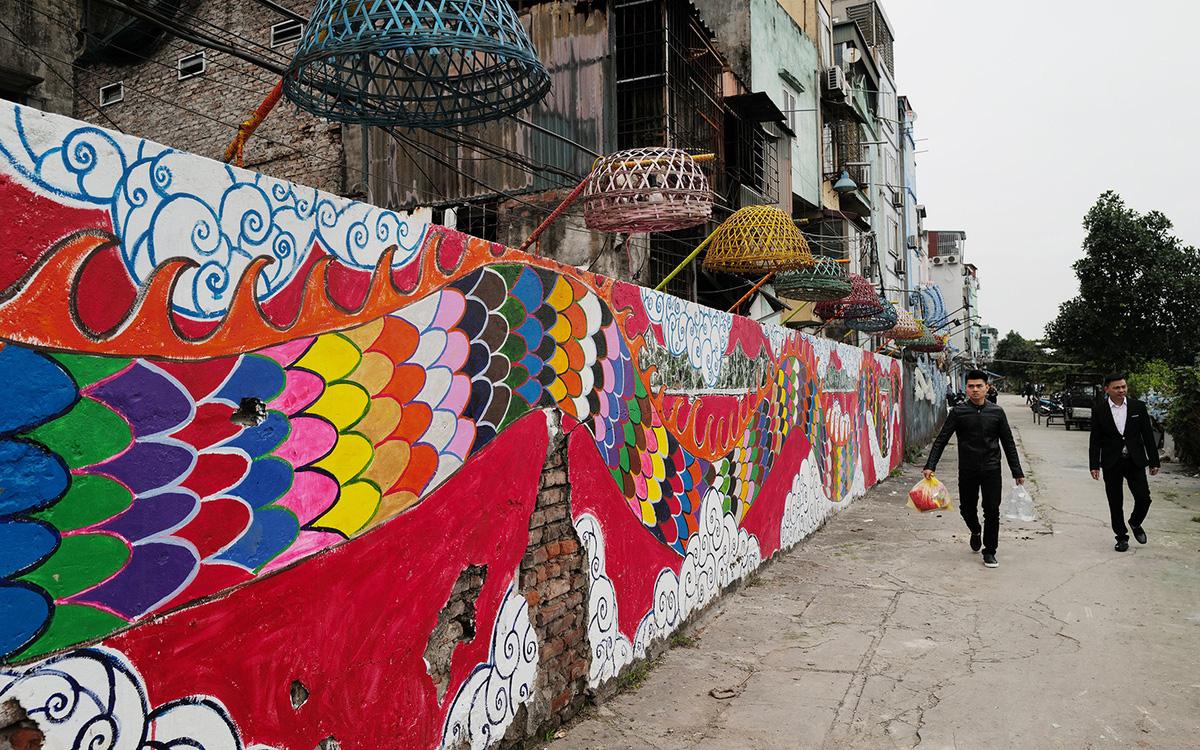 Nghệ thuật đường phố quy mô quốc tế lần đầu tiên sẽ được tổ chức tại Việt Nam