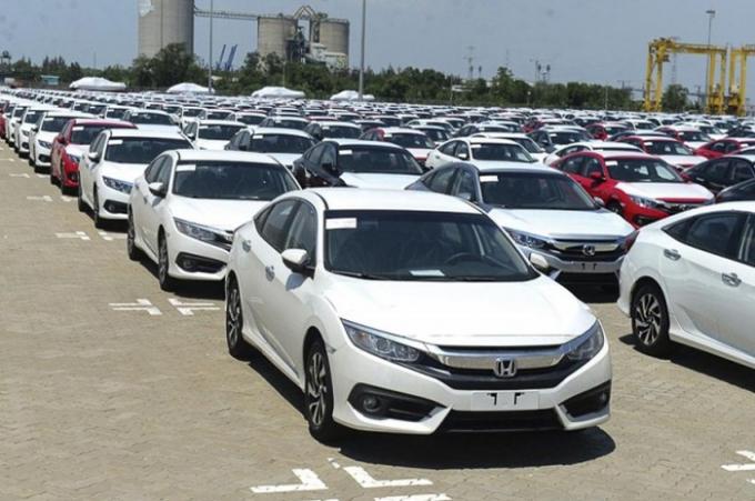Doanh số xe ô tô tháng 9 tăng trưởng