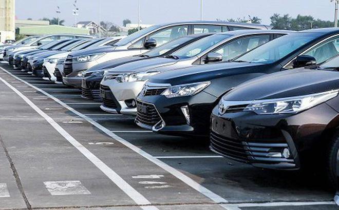 10 tháng đầu năm, Việt Nam nhập khẩu hơn 2,72 tỉ USD ôtô nguyên chiếc
