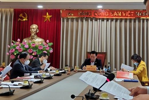 Bí thư Thành ủy Hà Nội chỉ đạo xét nghiệm toàn bộ trường hợp F1 xong trước ngày 4-2