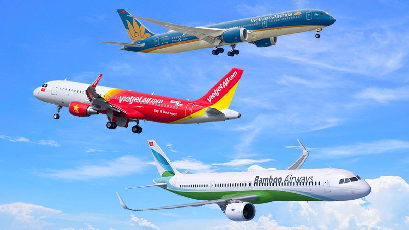 Các hãng hàng không thông báo chính sách hỗ trợ khách hàng trong đợt dịch Covid-19