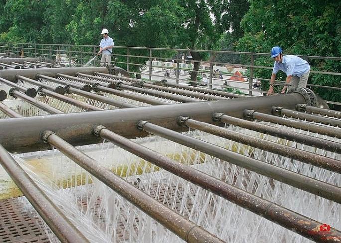 Hà Nội: Bảo đảm cấp nước sạch ổn định phục vụ nhân dân đón Tết