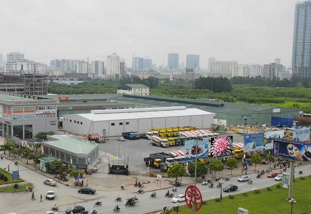 Hà Nội đặt mục tiêu có 4 cảng thông quan nội địa