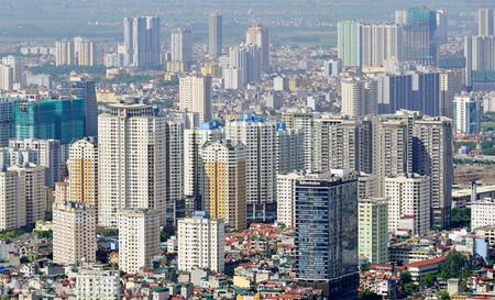 Sử dụng hiệu quả năng lượng trong các tòa nhà cao tầng tại Việt Nam