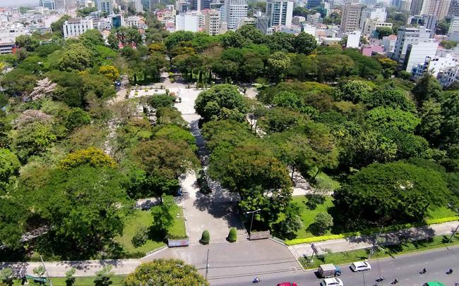 5 năm tới, TP HCM dự tăng tối thiểu 150ha đất công viên