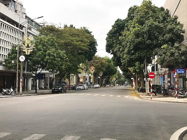 Hà Nội: Tuyên truyền, vận động người dân không ra khỏi nhà khi không cần thiết