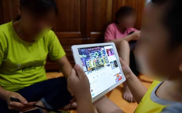 Bảo vệ trẻ em trên không gian mạng