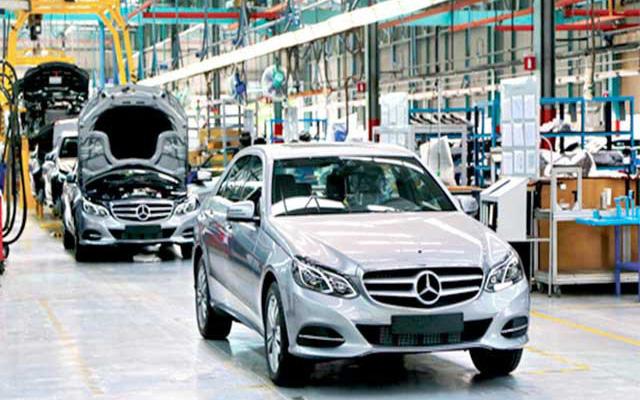 Tháng đầu năm, 6.000 ô tô nhập khẩu về Việt Nam, tăng 32,8%