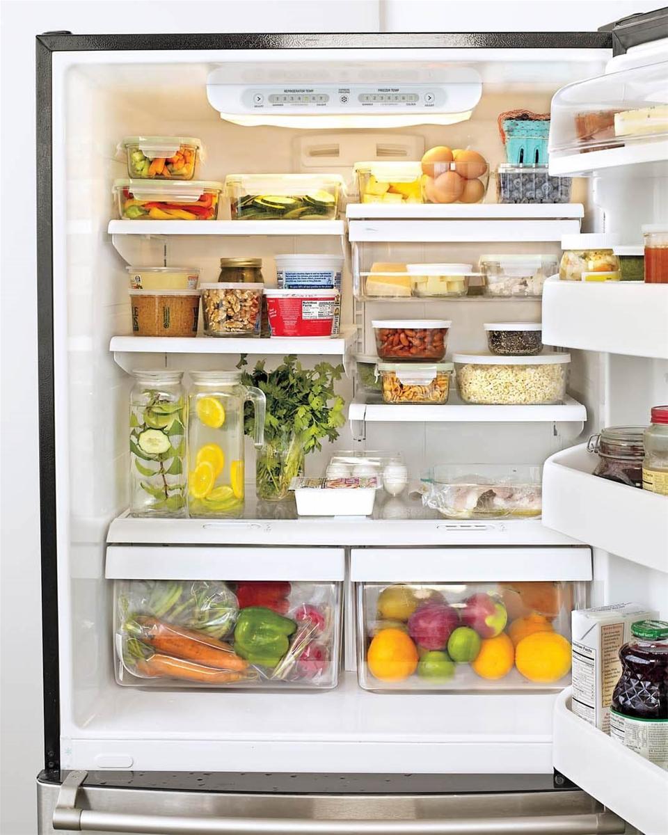 Cách bảo quản thực phẩm tươi ngon, vệ sinh trong những ngày Tết