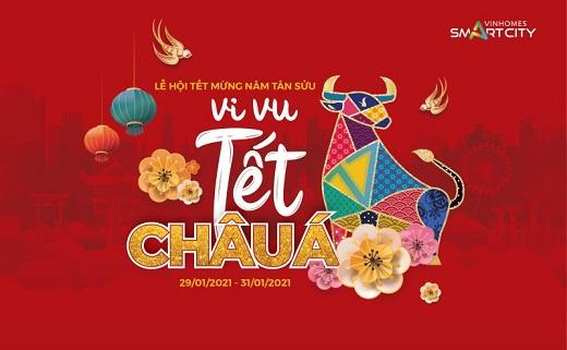 Dàn sao khủng hứa hẹn 'quẩy tung' lễ hội Tết 2021 tại Vinhomes Smart City