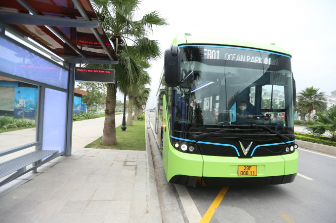 Thêm 9 tuyến xe buýt điện được thí điểm tại Hà Nội trong năm 2021