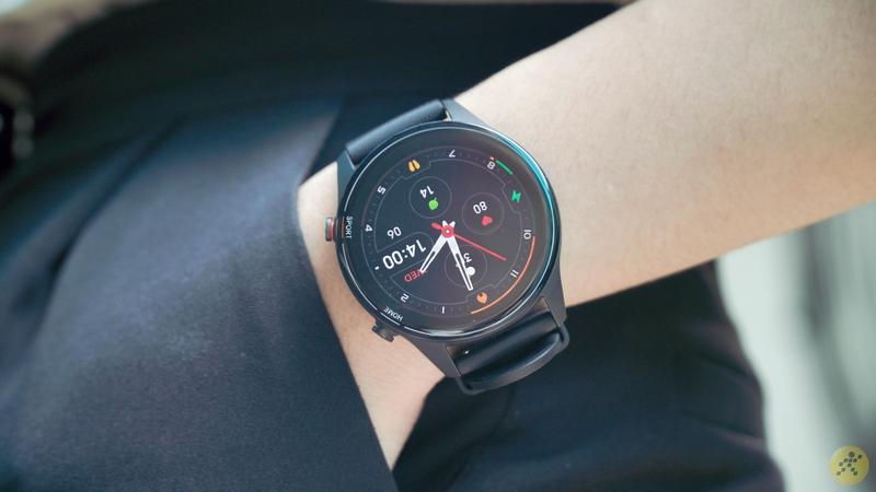 Xiaomi ra mắt đồng hồ thông minh Mi Watch tại Việt Nam