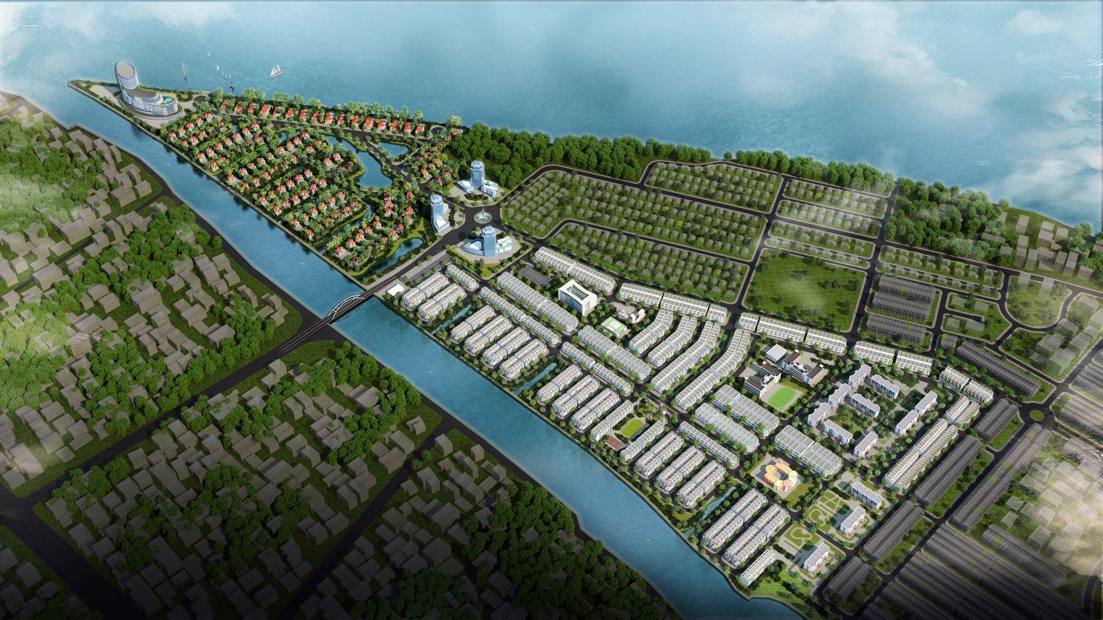 Văn Phú - Invest tiến hành quy hoạch và triển khai Khu đô thị mới Cồn Khương tại Cần Thơ