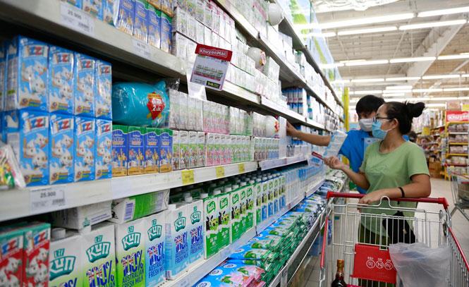 Thị trường tiêu dùng Hà Nội