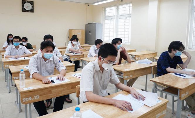 Học sinh sẽ được xét đặt cách tốt nghiệp ( Ảnh minh họa)
