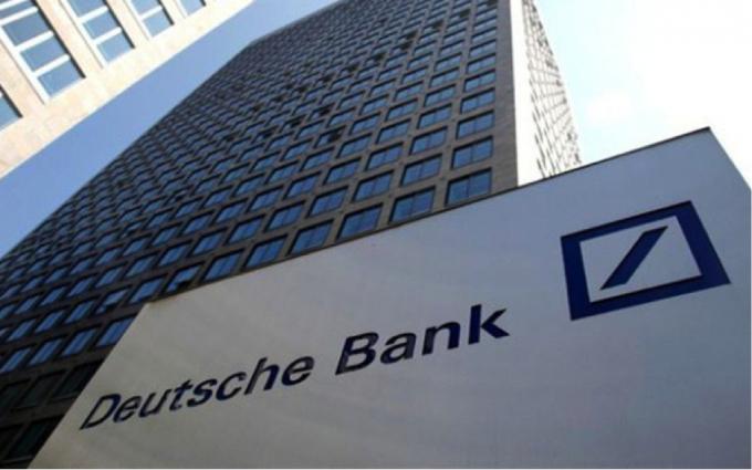 Deutsche Bank là một trong những biểu tượng của nền tài chính Đức. Ảnh: Getty Images.