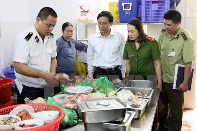 Năm 2020, xử phạt vi phạm hành chính 6.154 cơ sở về an toàn thực phẩm