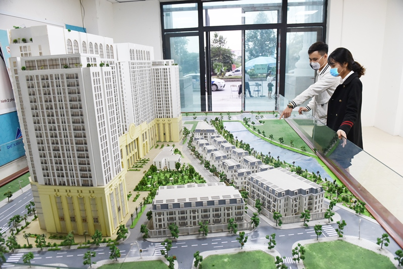 Thị trường bất động sản cuối năm 2021: Chưa thể phục hồi