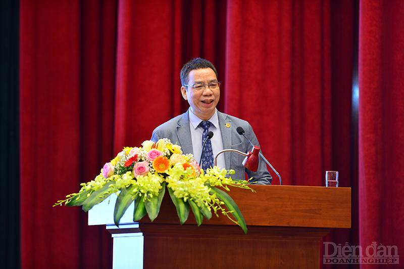 Đào Trọng Khoa, Phó Chủ tịch Hiệp hội Doanh nghiệp dịch vụ Logistics Việt Nam