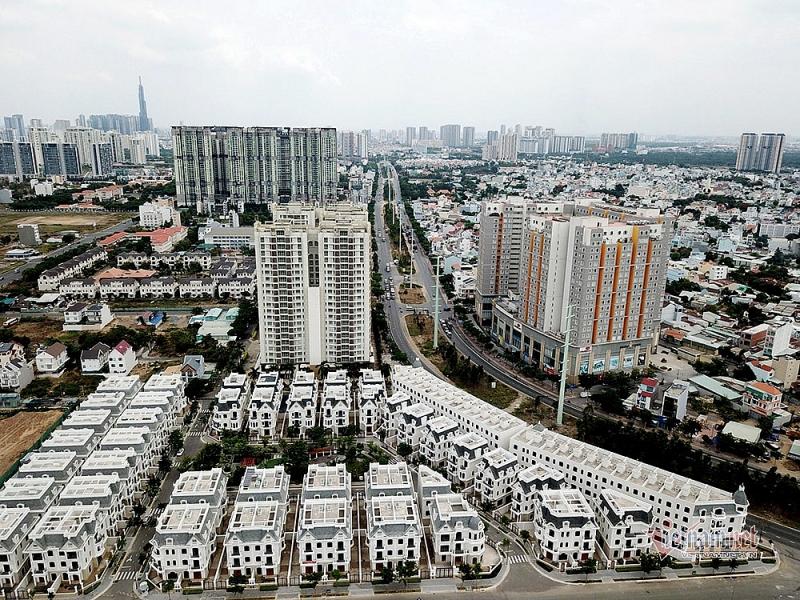 Giá đất khu Đông tăng dựng đứng