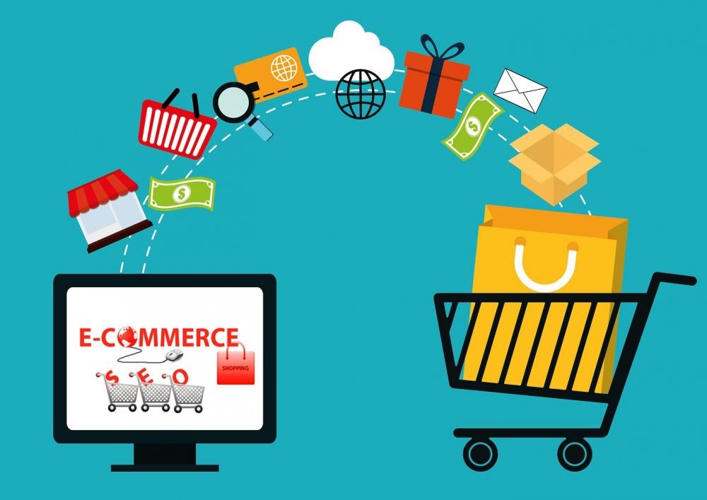 Tổng doanh thu bán lẻ vẫn tiếp tục gia tăng khi mà thương mại điện tử và các nhãn hàng quốc tế thâm nhập thị trường.