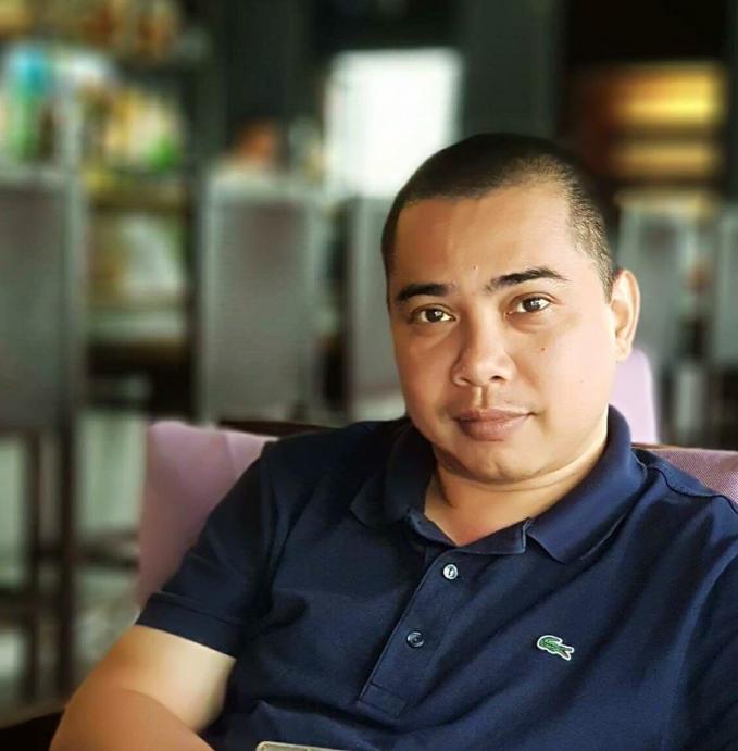 Nhà báo Phạm Hữu Quang- Phó Tổng Biên tập Tạp chí Ngày Nay.