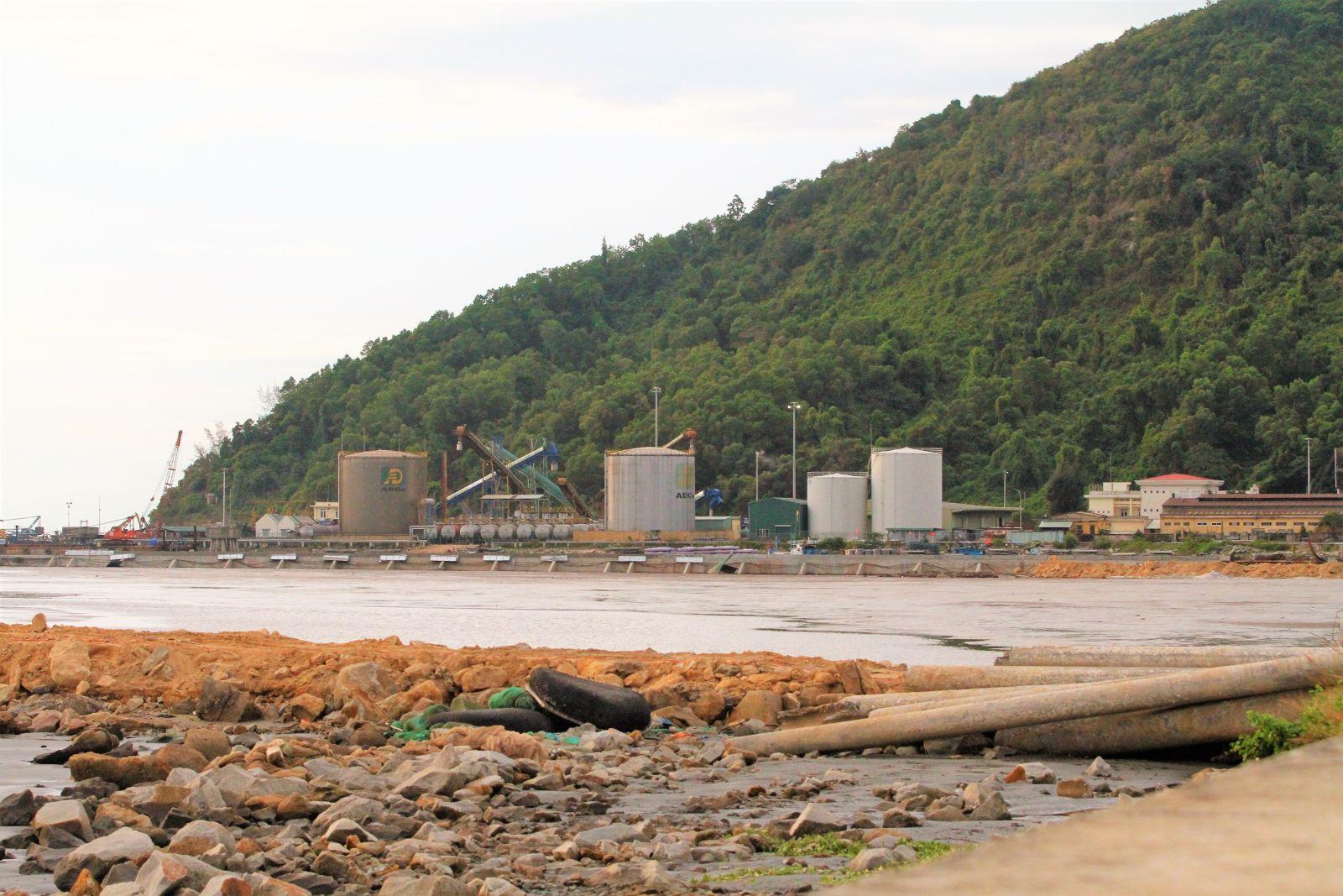 Khu kinh tế Chân Mây - Lăng Cô, Thừa Thiên – Huế được quy hoạch hình thành nhiều trung tâm logistics