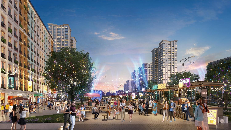 Hệ thống shophouse, boutique shophouse đẳng cấp sẽ thúc đẩy phát triển kinh tế đêm ở Sầm Sơn