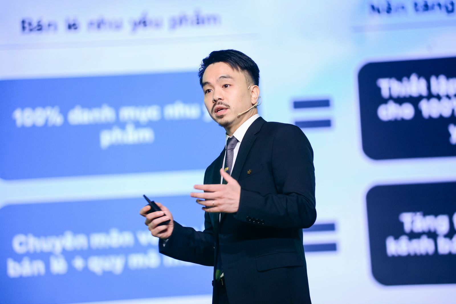 Ông Danny Le - CEO Masan Group