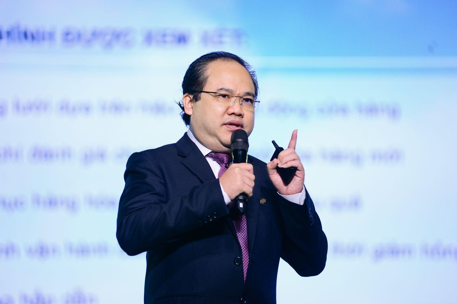 Ông Trương Công Thắng- Tổng Giám đốc VinCommerce
