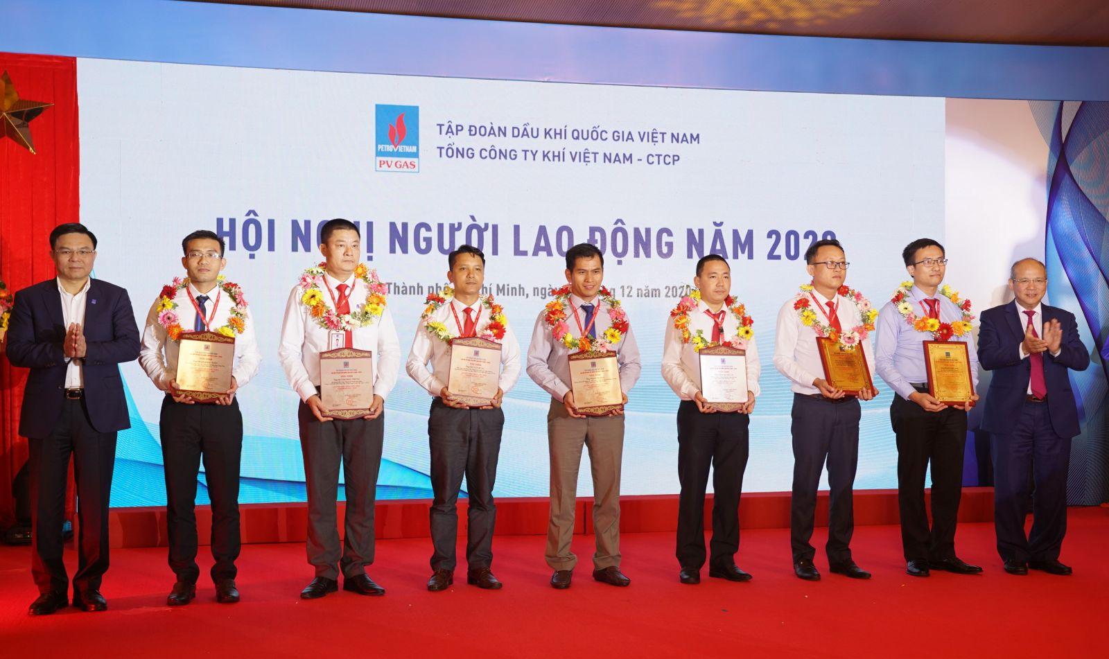 Hội nghị PV GAS