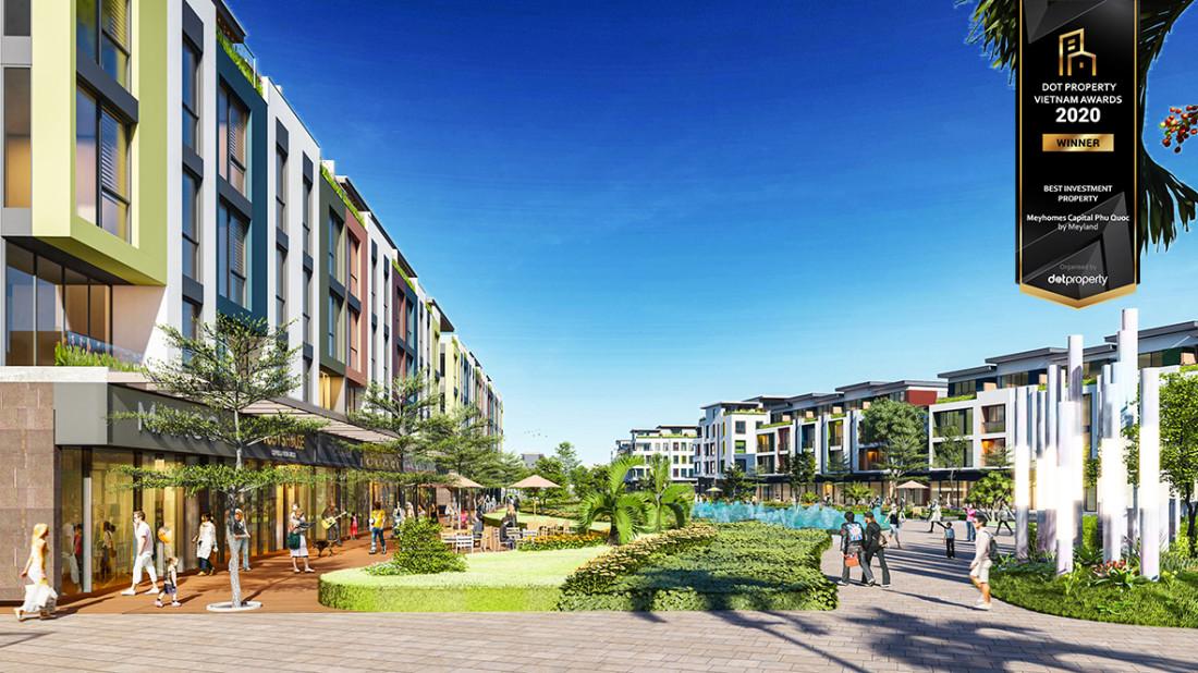 Meyhomes Capital Phú Quốc là Dự án đầu tư tốt nhất 2020.