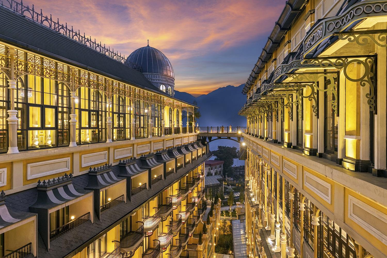 Sa Pa còn thiếu hụt khách sạn chất lượng, đặc biệt là các mini hotel mang bản sắc riêng. Ảnh - Việt Khánh