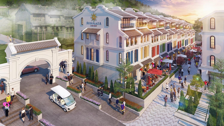 Sa Pa sẽ hình thành những khu phố mới với quy hoạch bài bản, kiến trúc độc đáo, đáp ứng nhu cầu mặt bằng kinh doanh dịch vụ du lịch.