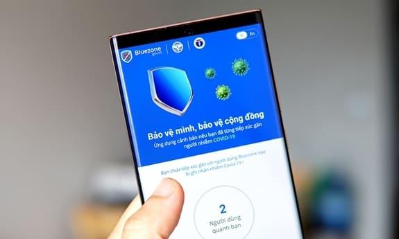 Hà Nội dẫn đầu cả nước về tăng số người cài đặt ứng dụng Bluezone