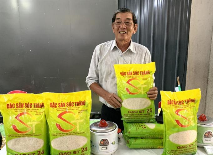 Mới đây, Thương vụ Việt Nam tại Úc đã triển khai 6 giải pháp khẩn cấp nhằm bảo vệ thương hiệu gạo ST 24 và ST 25.