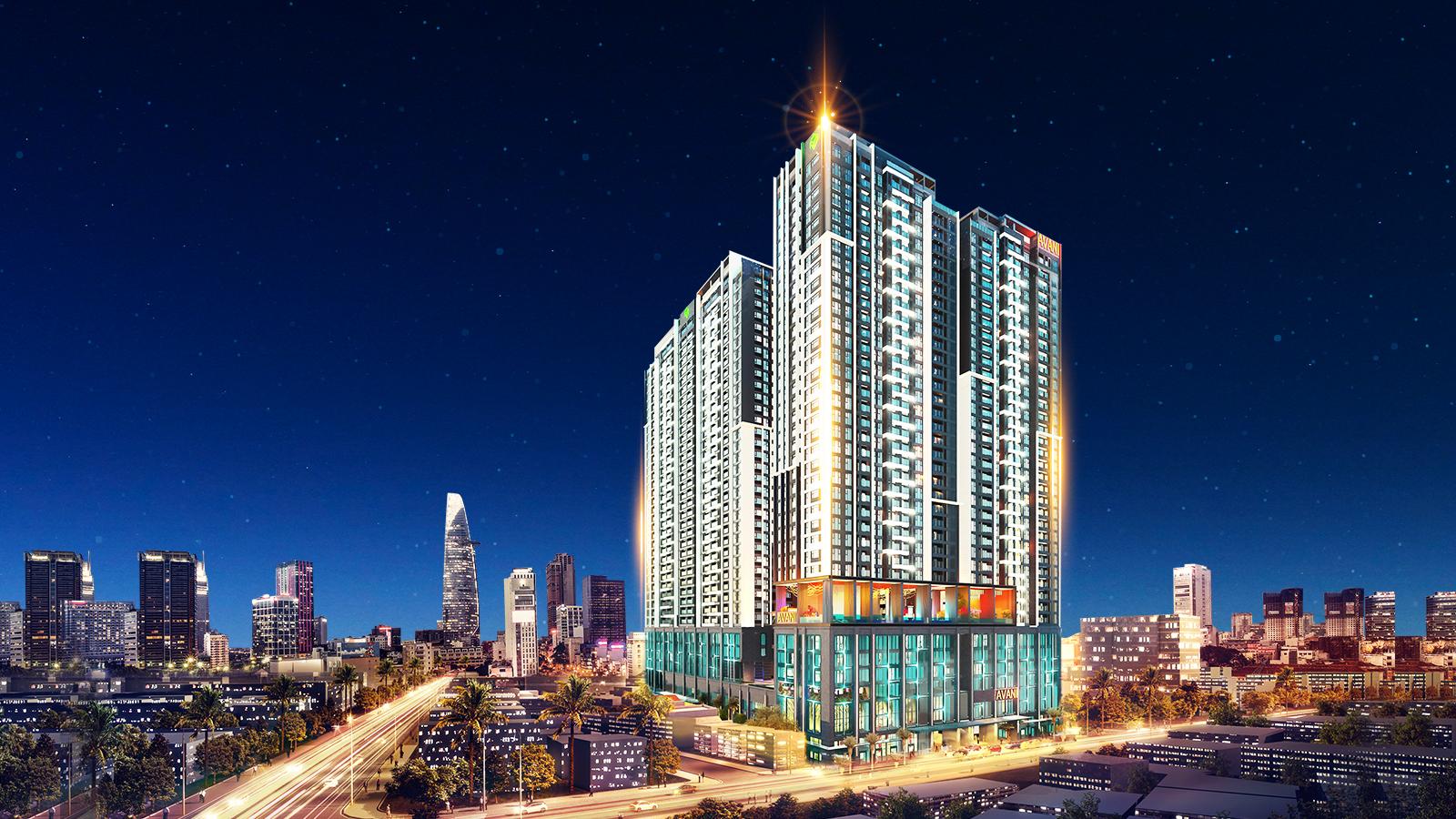 Tổ hợp căn hộ - khách sạn The Grand Manhattan đang được triển khai xây dựng tại trung tâm Quận 1 sẽ góp phần giải cơn khát nguồn cung căn hộ hạng sang.