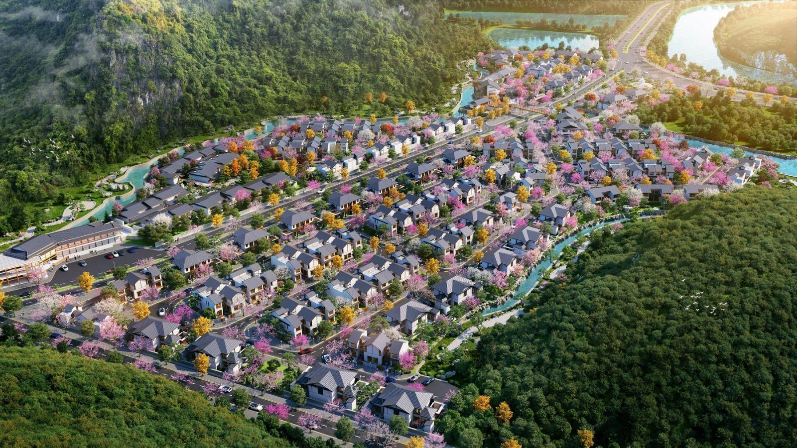 Dự án chỉ cách 15 phút di chuyển tới Bãi Cháy, Hạ Long